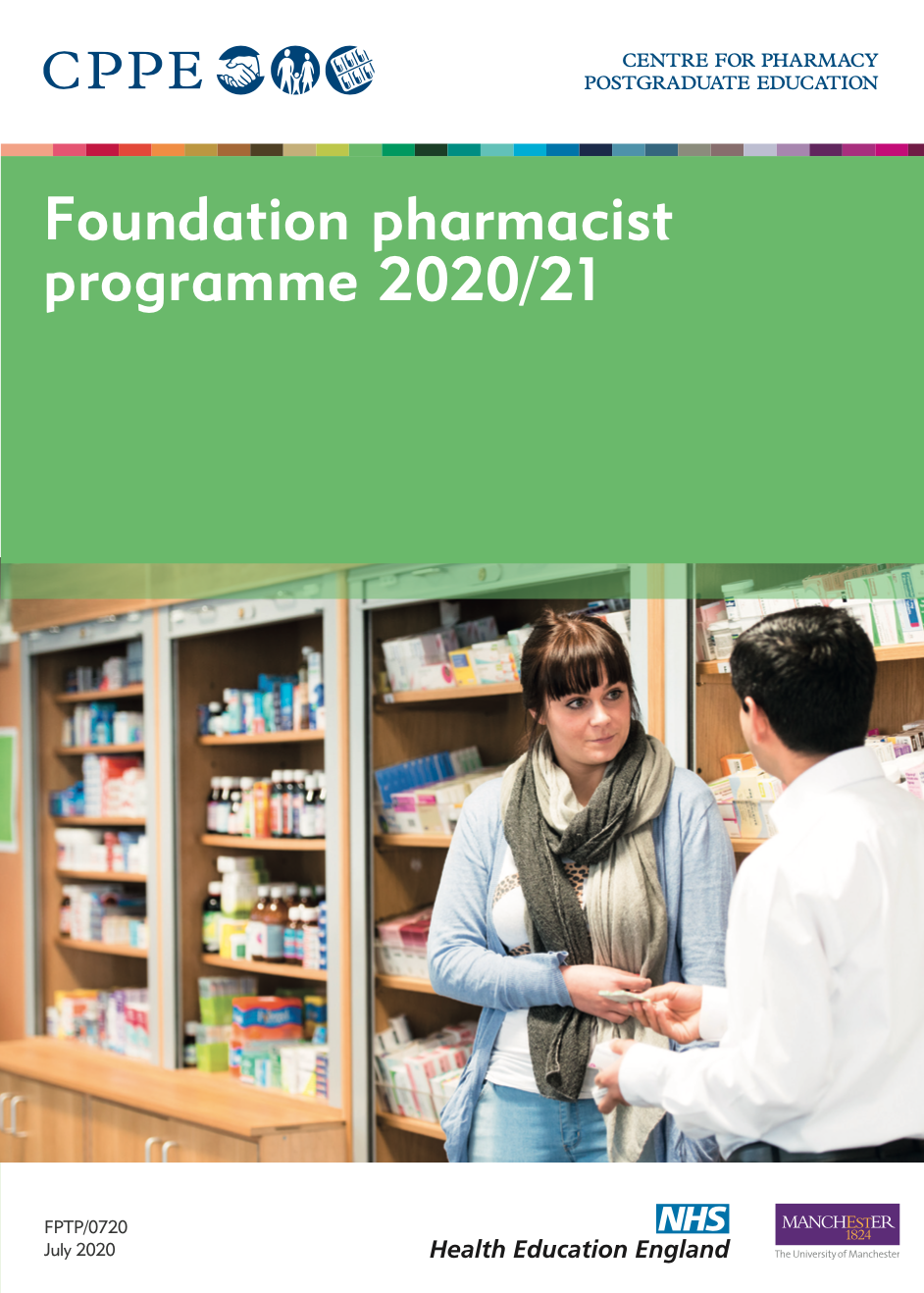 CPPE Foundation Pharmacist Programme 2020-21 leaflet.png